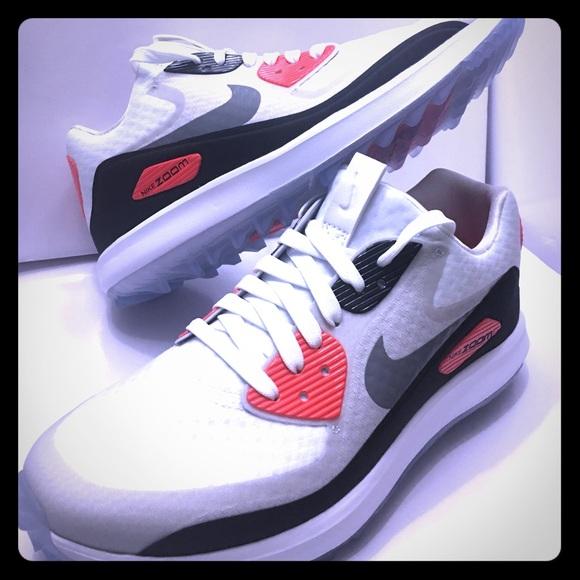 meet 6c49f 86b4a New Nike Air Zoom 90 IT Women's Golf 844648-100